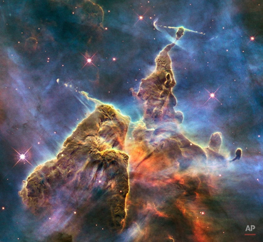 Hubble 20th Anniversary Image