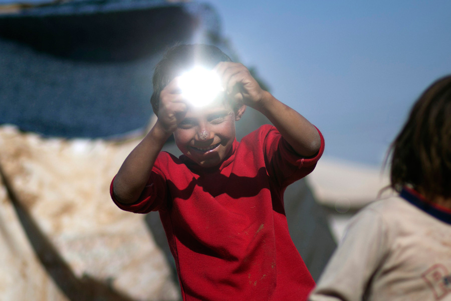Syrian Refugee Life