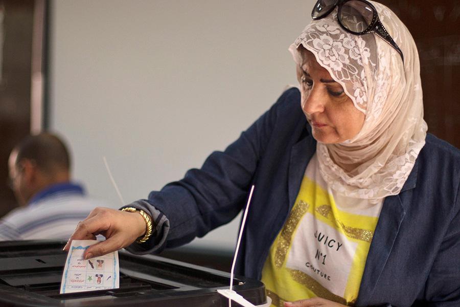Egypt Election 2014