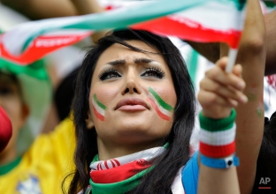 Fan Faces of the World Cup