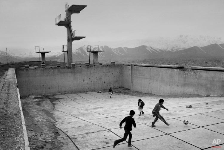 Associated Press International News Afghanistan LIFE IN KABUL