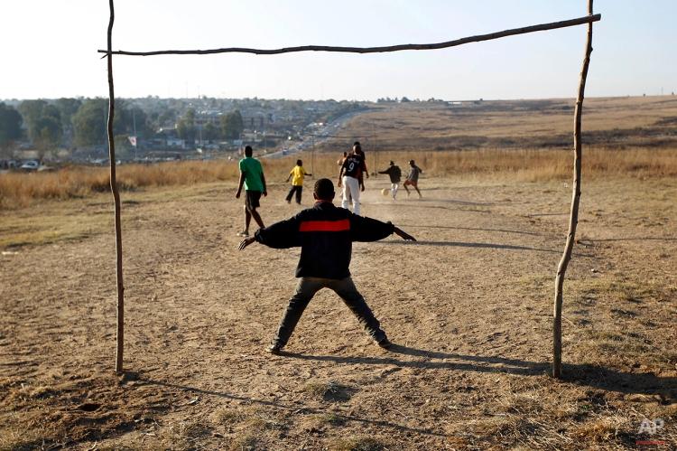 APTOPIX South Africa WCup Soccer