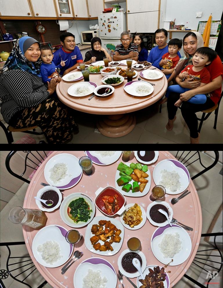 Ramadan Iftar World Photo Gallery