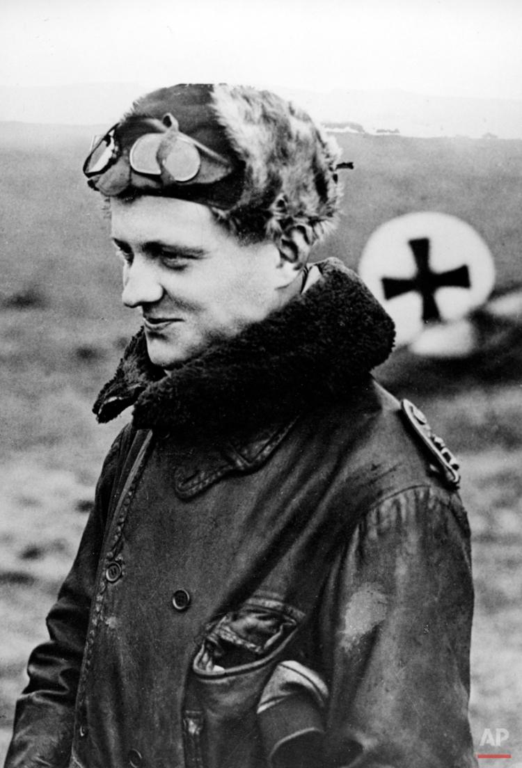 Manfred von Richthofen,