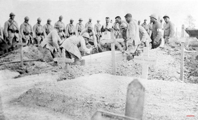 WWI French Army