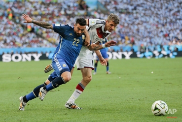 World Cup Argentina Germany