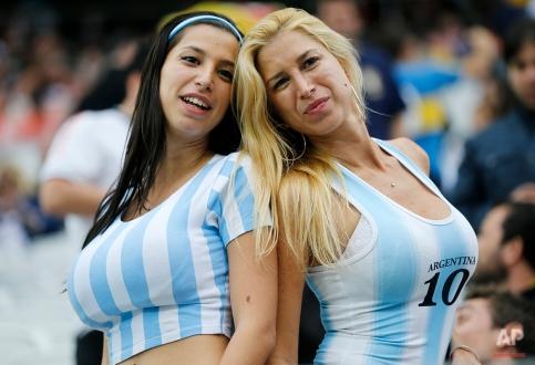 World Cup Argentina Netherlands