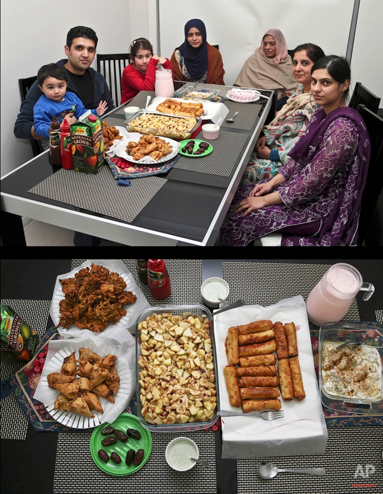 Ramadan Iftar World Photo Gallery