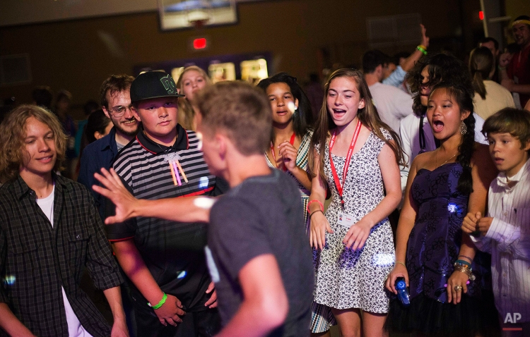 Tourette Syndrome Summer Camp