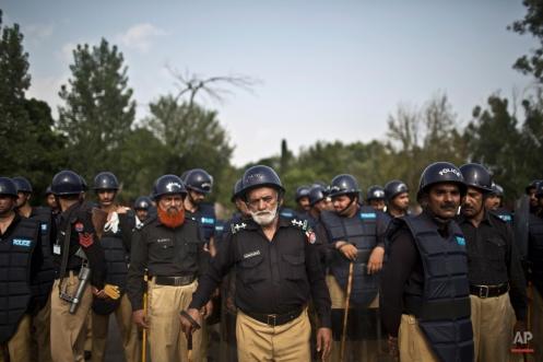 Pakistan Red Zone Rallies: Muhammed Muheisen