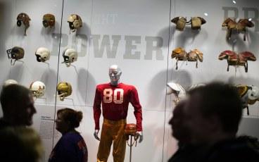 College Football Hall of Fame Sleepover
