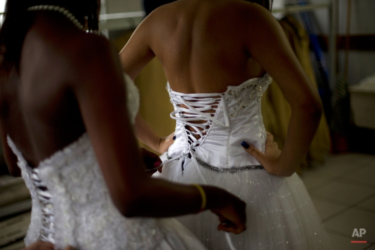 Brazil Favela Debutante Ball
