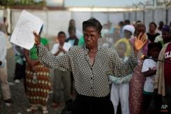 Liberia Ebola Outbreak