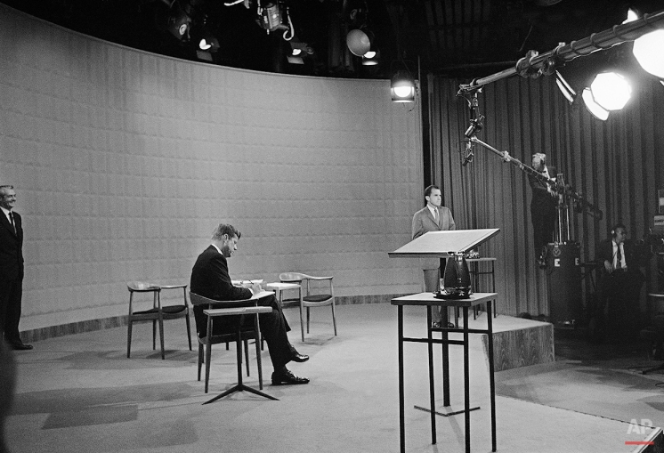 Today In History: First Presidential TV Debate