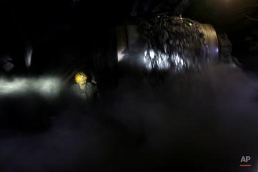 Photographer Ebrahim Noroozi: Iranian Coal Miners