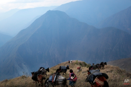 Photographer Rodrigo Abd: Peru Unearthing the Bodies