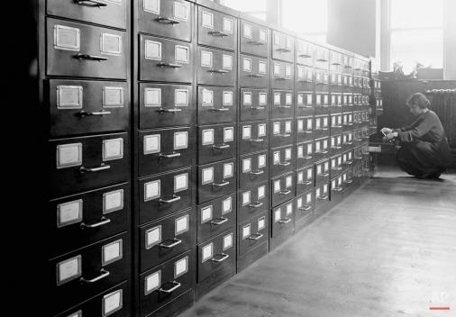 Archivist Update: Glass Negatives