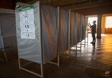 Ukraine Elections 2014