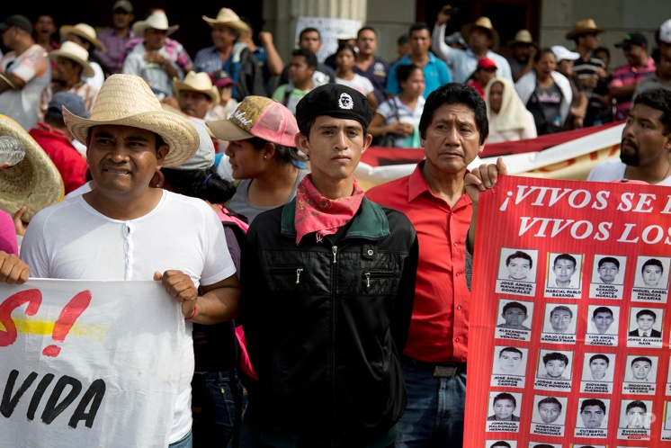 Mexico's Missing Students