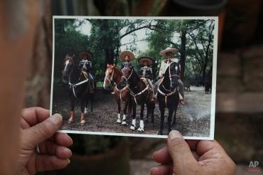 Mexico's Charro Horse Tradition