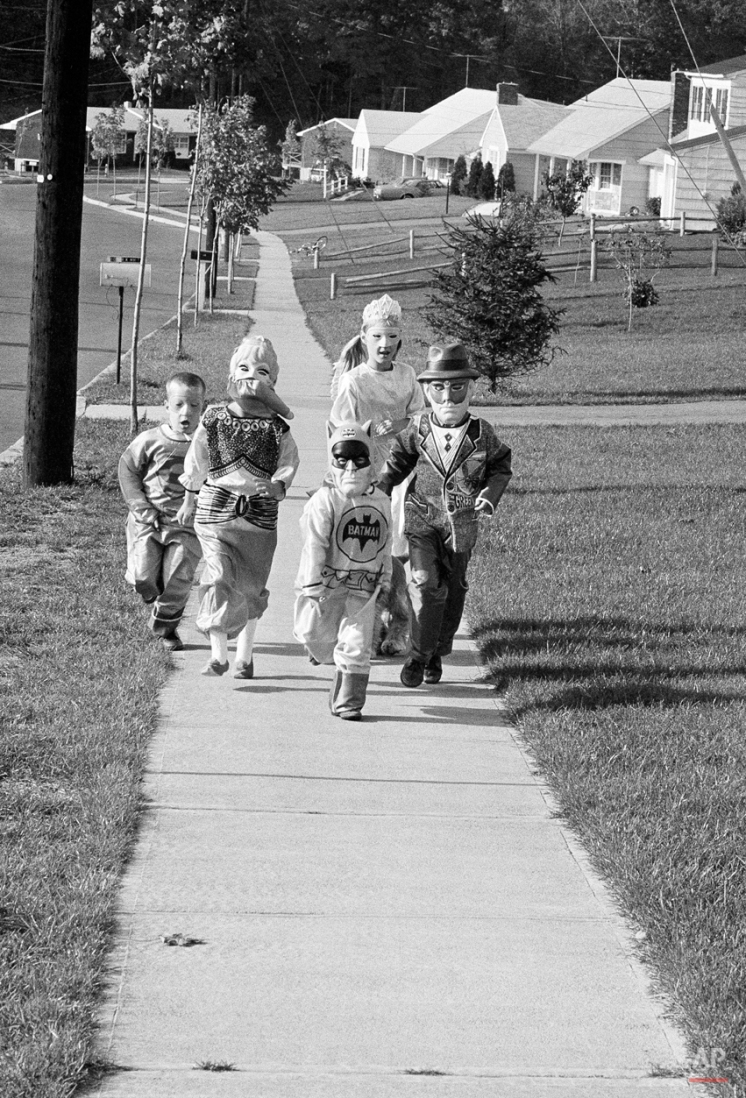 Archivist's Update: Historic Halloween