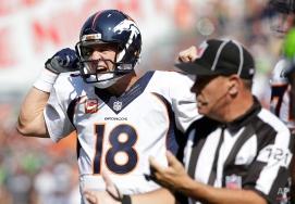 AP NFL Blitz: Peyton Manning