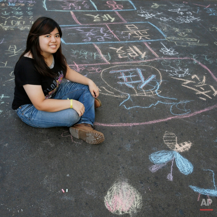 Hong Kong Portraits of Protest