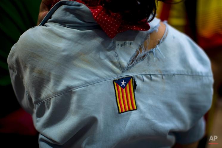 Spain's Human Tower