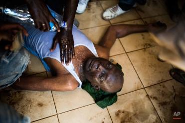 Burkina Faso Political Crisis