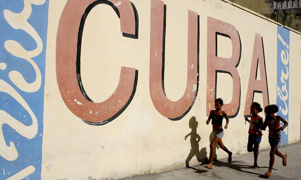All Eyes onCuba