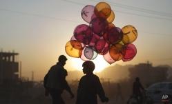 APTOPIX Afghanistan Daily Life