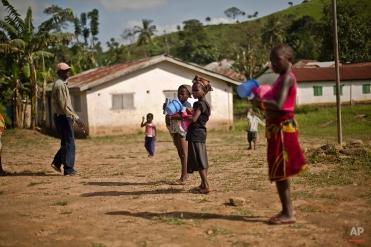 Ebola: Life at Ground Zero