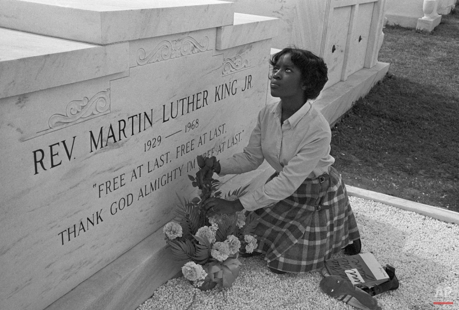 ... | The Martin Luther King Jr. Center for Nonviolent Social Change