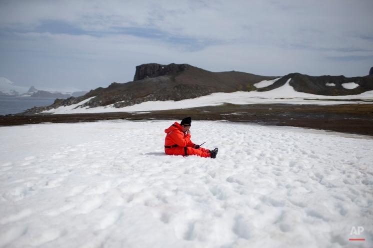 Antarctica's Mysteries