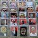 Portraits of Indian and world communist leaders are displayed for sale during a rally organized by trade unions celebrating International Labor Day, or May Day, in Kolkata, India , Friday, May 1, 2015. (AP Photo/Bikas Das)