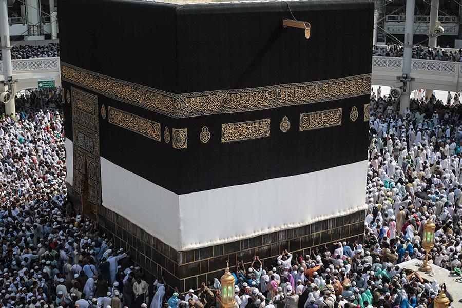 Two Million Muslims Start HajjPilgrimage