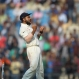 Indian cricket team captain Virat Kohli reacts as India wins against South Africa on the third day of the third cricket test match between the two countries in Nagpur, India, Friday, Nov. 27, 2015. (AP Photo/Rafiq Maqbool)