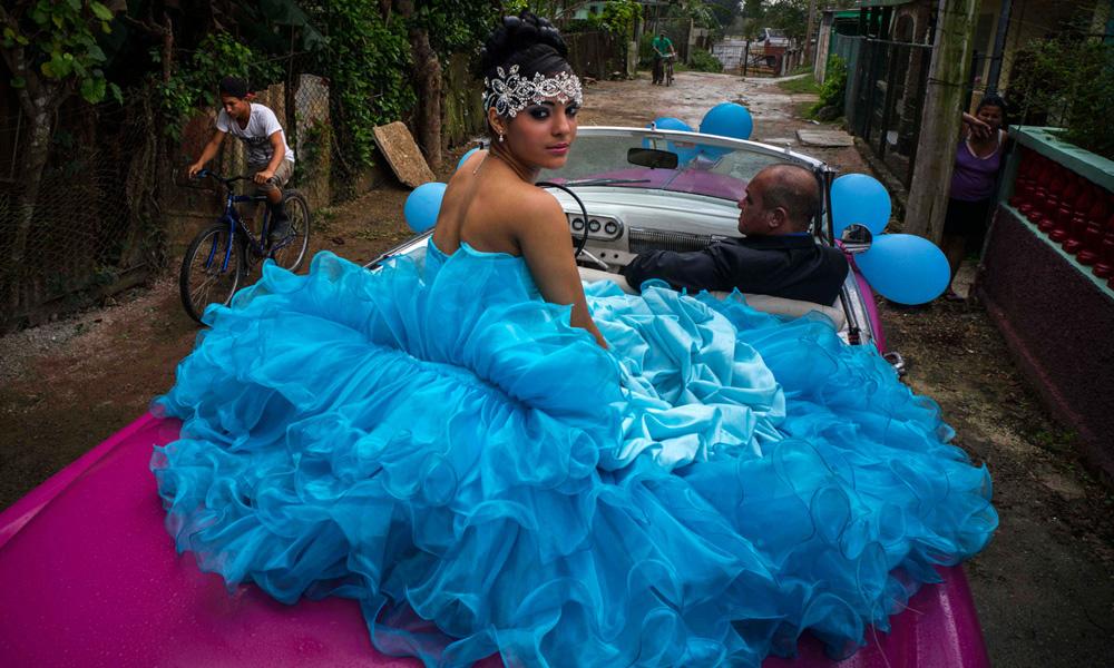 Amid Cuba Opening, Havana Quinceanera BizBooms
