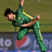 Pakistan's Anwar Ali in action during the first one day international match against England at Zayed Cricket Stadium in Abu Dhabi, United Arab Emirates, Wednesday, Nov. 11, 2015. (AP Photo/Hafsal Ahmed)