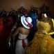 """Daniela Santos Torres, 14, chooses a dress for her quinceanera party at Estudio Mayer, the company her family hired to take her portraits and organize her birthday party in Havana, Dec. 18, 2015. Daniela left Cuba when she was 3, returning in December for her quinceanera photos and party. She now lives in Glendale, Ariz. where her father runs a home remodeling business. She said returning to Cuba for her celebration was """"a dream,"""" allowing her to include her extended family and friends on the island. (AP Photo/Ramon Espinosa)"""