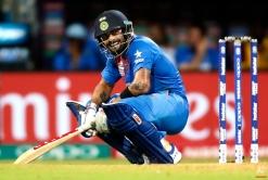 India's Virat Kohli smiles while batting against the West Indies during their ICC World Twenty20 2016 cricket semifinal match at Wankhede stadium in Mumbai, India,Thursday, March 31, 2016.(AP Photo/Rajanish Kakade)