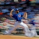 Chicago Cubs' Jake Arrieta throws during the second inning of a spring training baseball game against the Cleveland Indians, Wednesday, March 9, 2016, in Mesa, Ariz. (AP Photo/Morry Gash)