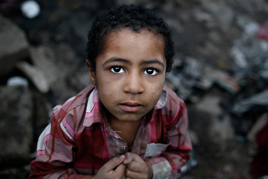 The 'Untouchables' of Yemen Caught in Crossfire ofWar