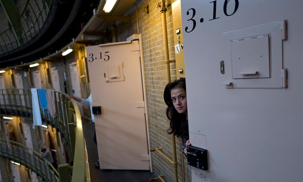For Asylum Seekers, Dutch Prisons Feel LikeHome