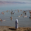 Tourists float in the Dead Sea, Israel, Friday, April 15, 2016. (AP Photo/Oded Balilty)