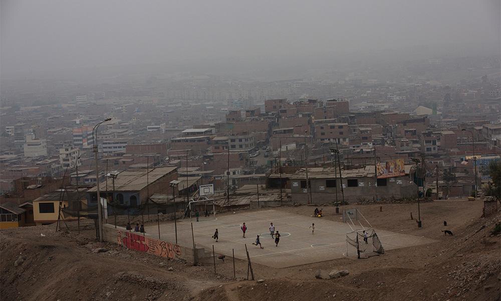 Tourism in Peru's ShantyTown