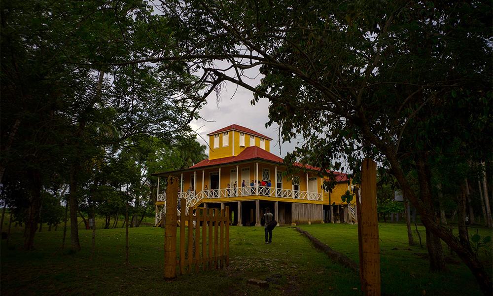 Fidel Castro's Home