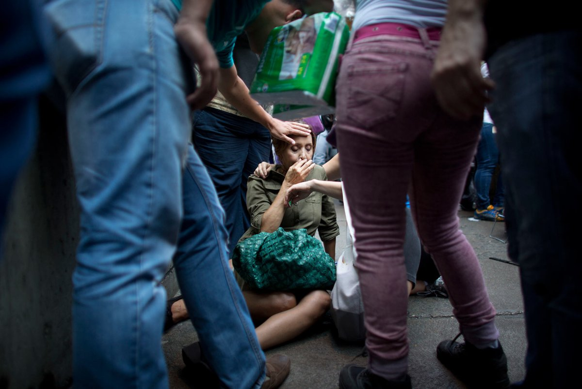 Life on the Line in Venezuela