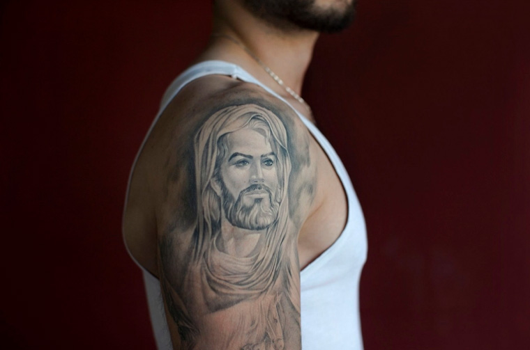 Lebanon Shiite Tattoos