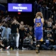 Golden State Warriors guard Stephen Curry (30) reacts to being called for a foul against the Cleveland Cavaliers during the second half of Game 6 of basketball's NBA Finals in Cleveland, Thursday, June 16, 2016. (AP Photo/Tony Dejak)